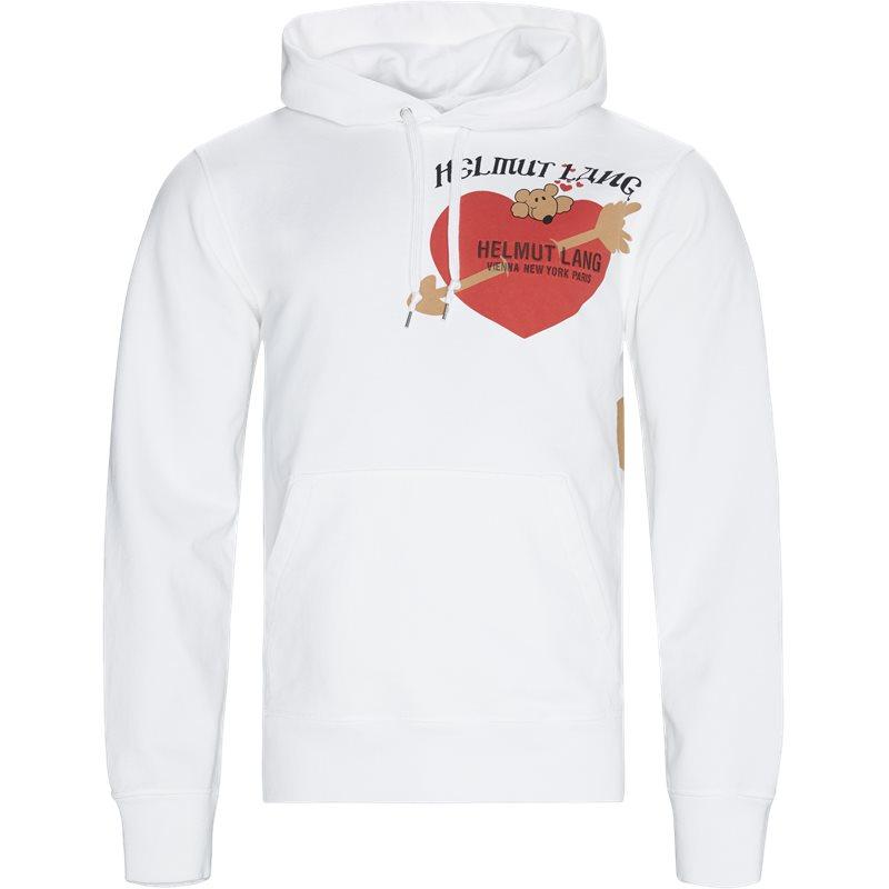 helmut lang – Helmut lang j06dm506 sweatshirts off white fra axel.dk
